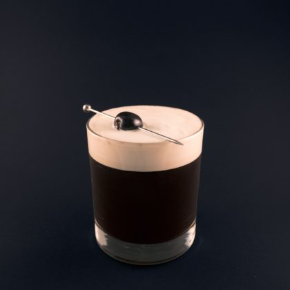 Amaretto Coffee Drink Recept