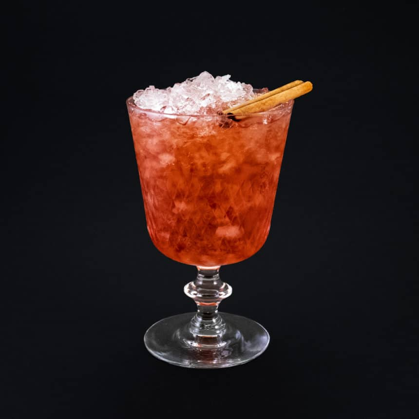 Fireball & Cran Cocktail Recipe