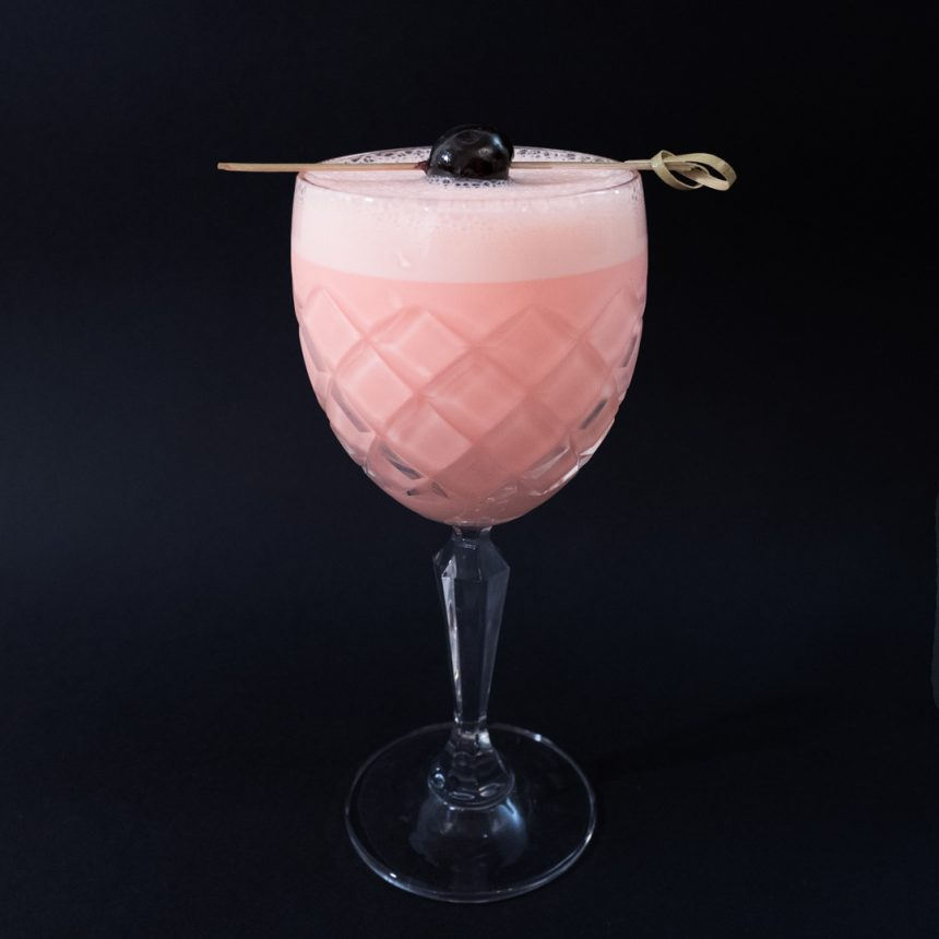 Rosa Pantern Cocktail Recipe